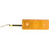 Boční označovací světlo LED 24V s kabelem