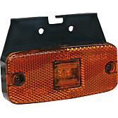 12/24 LED boční obrysové světlo