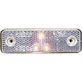 Obrysové LED světlo odrazka
