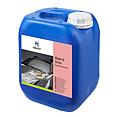 Svysokým leskembez silikonubez absorbovatelných organicky vázaných halogenů (AOX)rychle odstraňuje silniční nečistoty a provozní usazeninyčistí a konzervuje lak vjednom krokuoptimální mísicí poměr: 15ml na 10 litrů teplé vody
