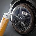 Prostředek na údržbu pneumatik bez silikonu New Wheel Plus