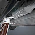 Čistič filtru pevných částic pro dieselové motory