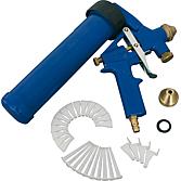 Kartušová pistole s tlakovým vzduchem