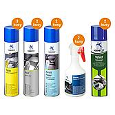 Základní balíček pro čištění a údržbu vozidel