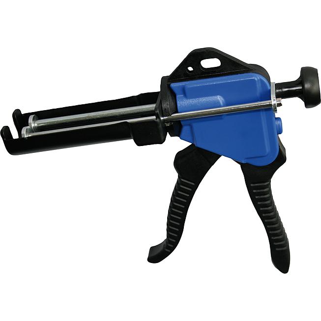 Kovová vytlačovací pistole