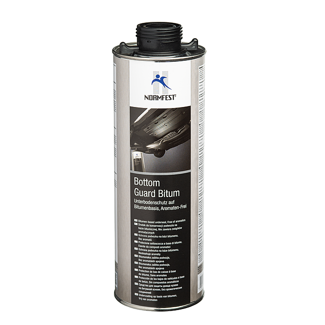 Ochrana podvozku na bázi bitumenuBez aromatů Bottom Guard Bitum