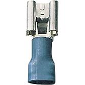 Plochý konektor modrý