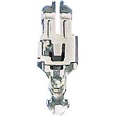 Plochý zásuvný konektor