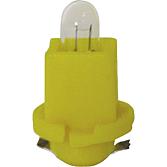 Žárovky se skleněnou paticí sa bez plastové patice