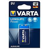 Vysokoenergetické baterie VARTA
