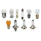 Sada žárovek 12V pro osazení skříňky na žárovky