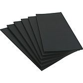 Deska z měkké pěny, pěnové zvukoizolační desky