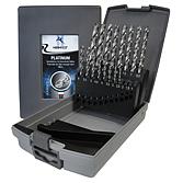 Kazeta se spirálovými vrtáky HSCO Platinum 2,5-10,0mm