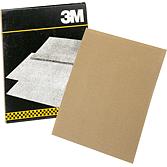 Voděodolný brusný papír 3M