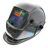 Ochranný štít s funkcí automatického zatmavení