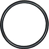 Plastový kroužek pro Ford