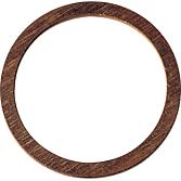 Měděný těsnicí kroužek DIN 7603 A