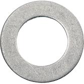 Hliníkový těsnicí kroužek DIN 7603