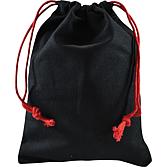 Taška na šrouby kol, neutrální černá
