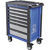 Dílenský vozík - modrý