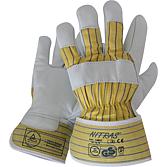 Pracovní rukavice z hovězí usně
