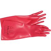 "Elektrikářské rukavice ""elektro"""
