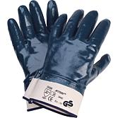 "Nitrilové ochranné rukavice ""NIBLUE"""