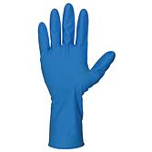 Nitrilové jednorázové rukavice, bez silikonu