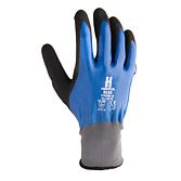 "Nitrilové ochranné rukavice ""BLUE"""