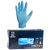 """Jednorázové rukavice """"NITRIL"""" bez pudru"""