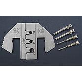 Čelisti pro neizolované konektory