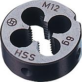 Závitové čelisty pro běžné závity ISO