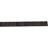 Ocelové samolepící závaží černé 60 g