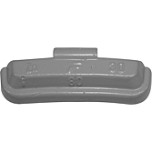 Naklepávací závaží zinkové pro ocelové disky